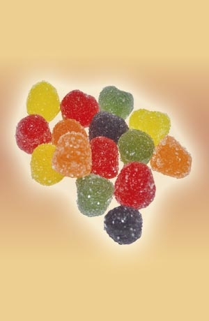 FRUIT MIX 1000g