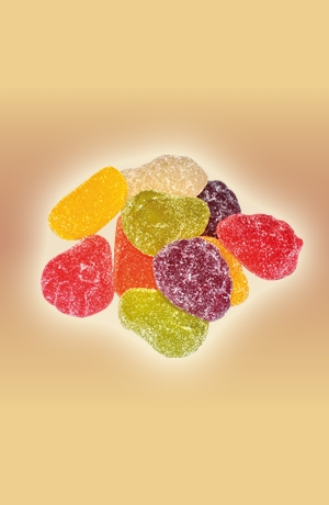 JELLY FRUITS 1000g