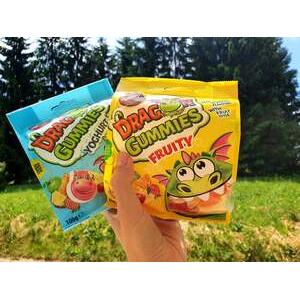 Dragon Gummies Fruity / Yoghurt
